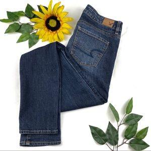 American Eagle Long Skinny Super Stretch Jeans